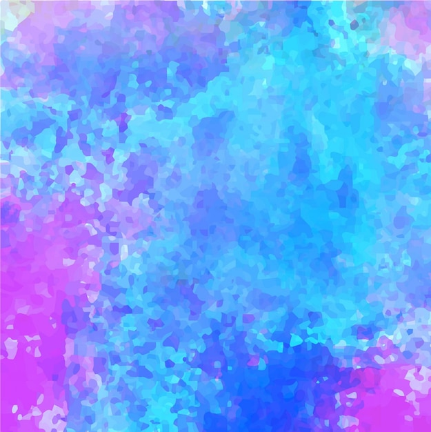 Pink and blue watercolor texture Vector | Free Download