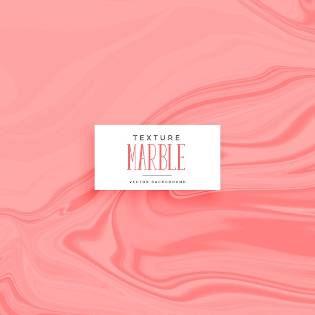 pink marble background design texture Free Vector