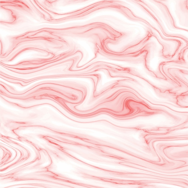 Pink marble texture background Premium Vector