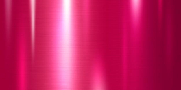Pink metal texture background Vector | Premium Download