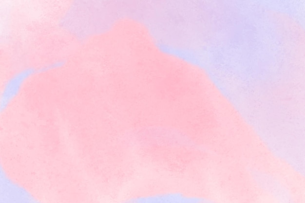 Sfondo acquerello rosa e viola Vettore gratuito