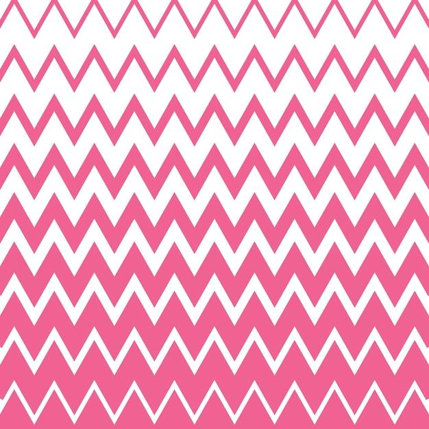 Premium Vector   Pink Zigzag Pattern