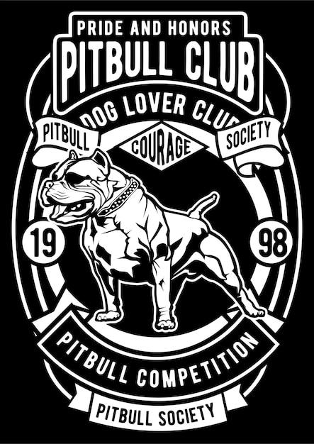Pitbull Premium векторы