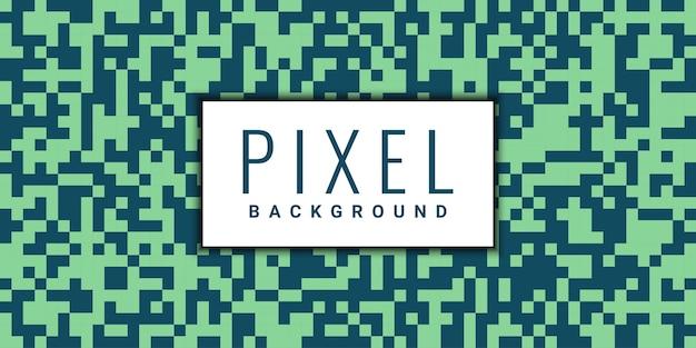 Пиксельный абстрактный фон Premium векторы