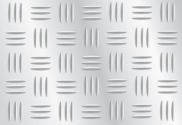 Plate metal background vector Premium Vector