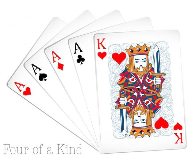 ポーカー 無料ベクター