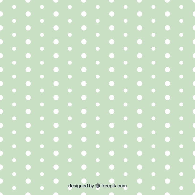 polka dot seamless pattern vector | free download