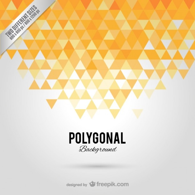 Purple Polygonal Abstract Background: Polygonal Abstract Background Vector