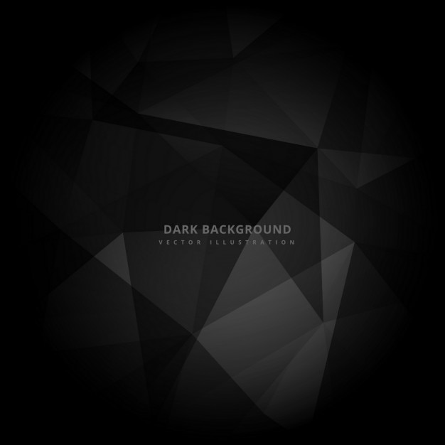 Polygonal abstract dark background Vector | Free Download - photo #9
