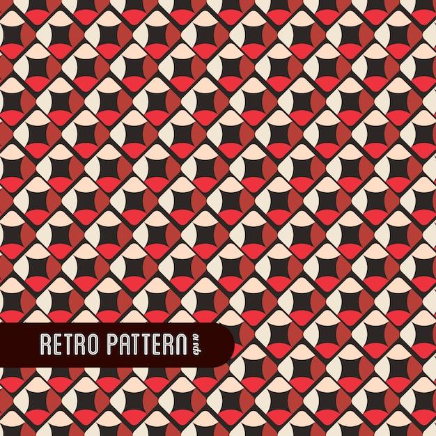 Polygonal pattern Free Vector