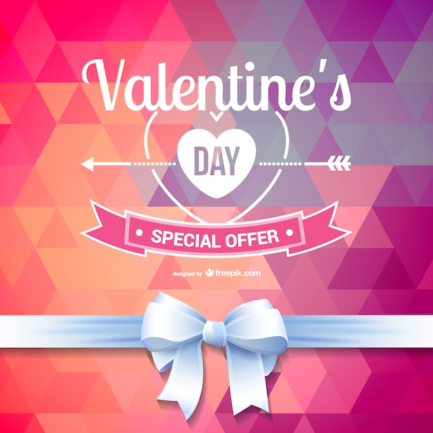 Polygonal Valentine special offer