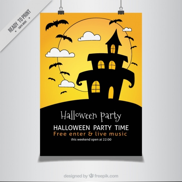 Spooky piano haunted house music (difficult) sheet music for.