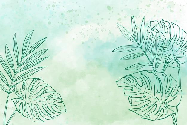 Порошок пастельного фона дизайн Бесплатные векторы