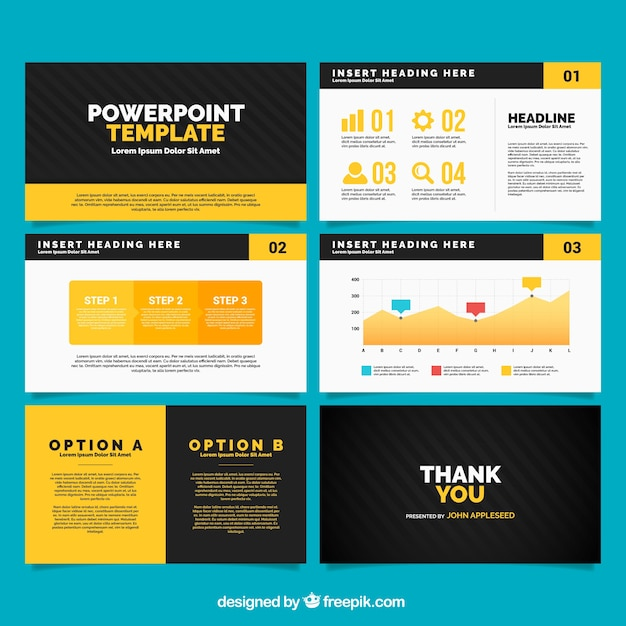 Power point template with infographic elements vector free download power point template with infographic elements free vector toneelgroepblik