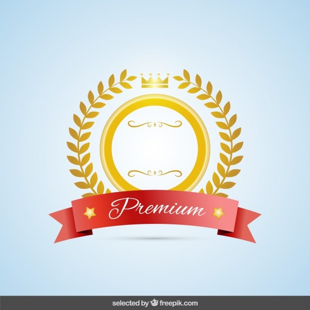 premium label vector free download