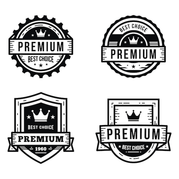 Premium Logo Design by WhiteX on Envato Studio
