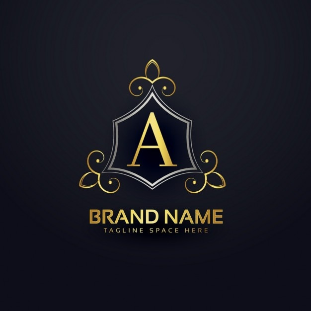Premium logo for letter a Vector | Free Download