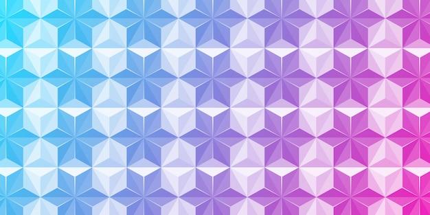 Премиум треугольник узор фона. Premium векторы