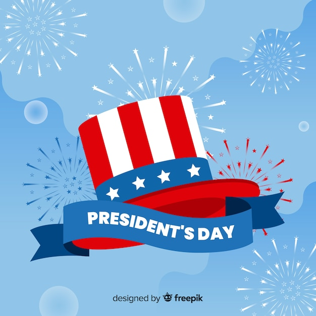 President's day Free Vector