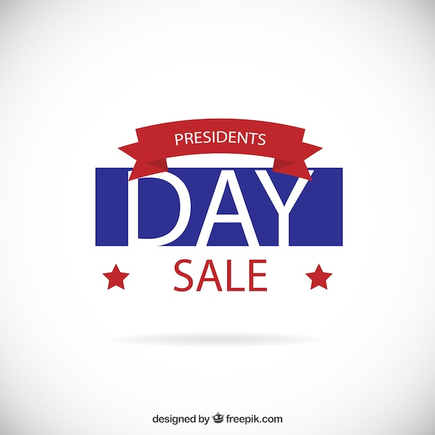 President S Day Sale: Presidents Day Sale Vector