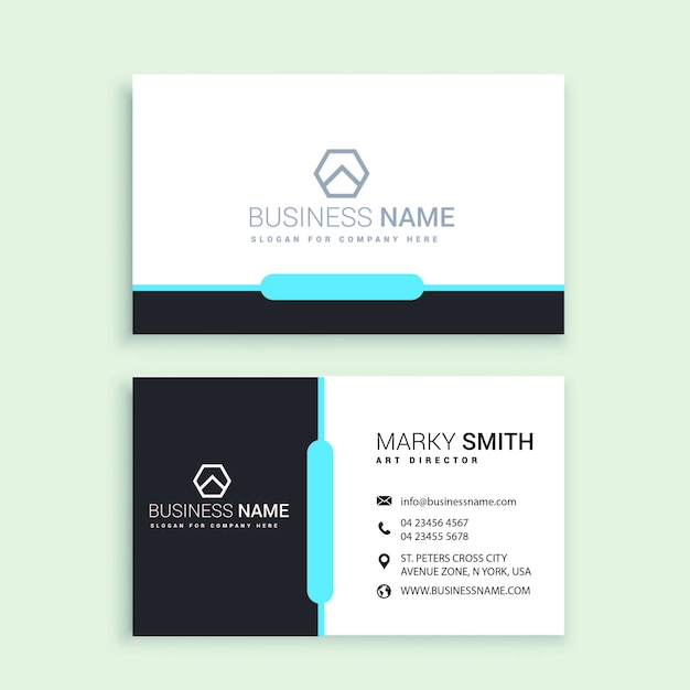 Print ready business card vector download now vector premium download print ready business card vector download now premium vector colourmoves