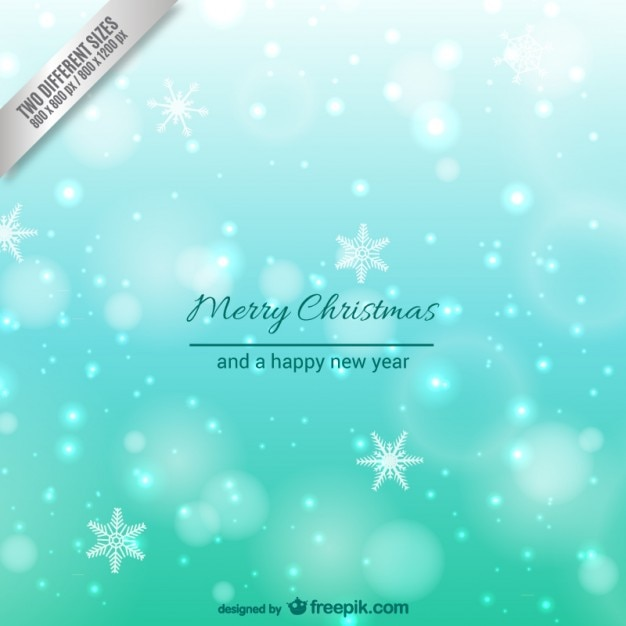 Printable christmas background Vector