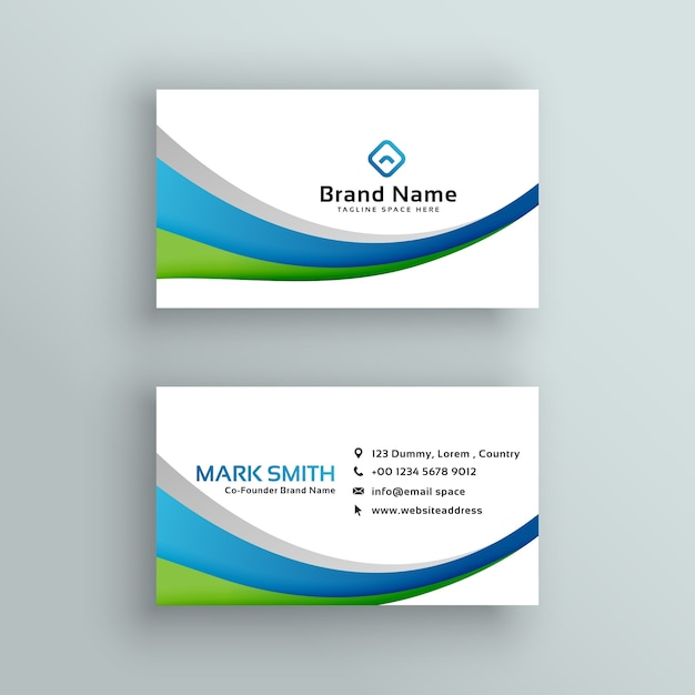 Professional business card vector design vector free download professional business card vector design free vector reheart Gallery