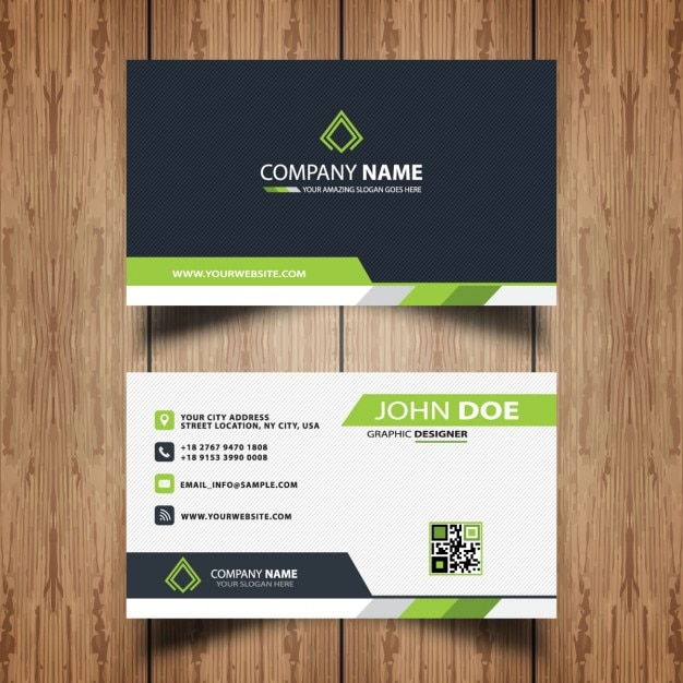 80 best free business card psd templates professional business card impressive design wajeb Choice Image