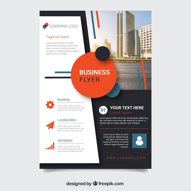 Free Professional Flyer Templates Idealstalist
