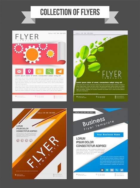 professional business flyer templates