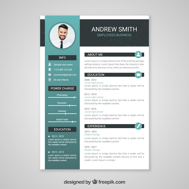 Professional curriculum vitae template vector free download professional curriculum vitae template free vector maxwellsz