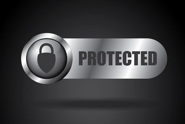 Protected Premium Vector