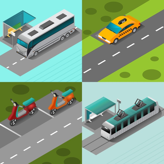 Public Transport Set