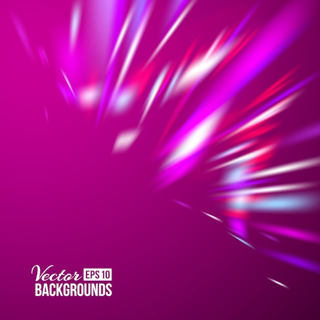 Purple abstract background Free Vector