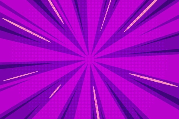 Purple abstract halftone background Free Vector