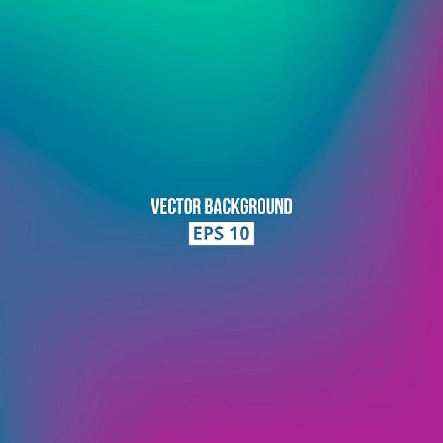 Purple, cyan, blue blur gradient background Premium Vector