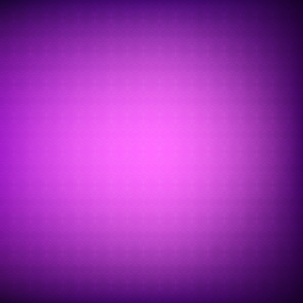 Purple Ornamental Background With Gradient Vector