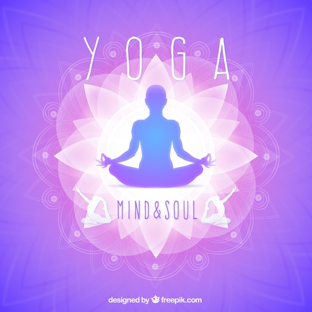 Meditation Vectors, Photos and PSD files | Free Download