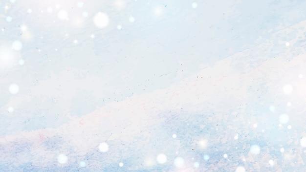 Bokeh 밝은 배경으로 보라색 수채화 그라데이션 무료 벡터