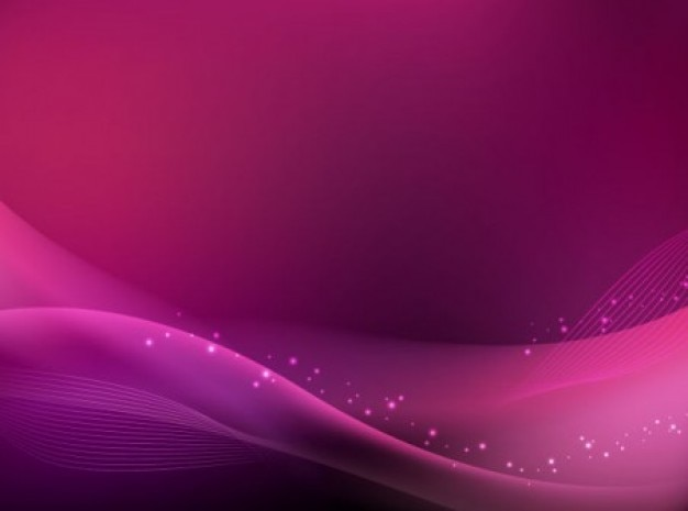 Purple Polygonal Abstract Background: Purple Wave Sparkling Abstract Background Vector