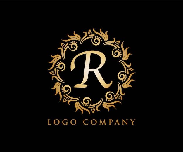 ヨガのロゴ、結婚式招待状のr飾り金、 Premiumベクター