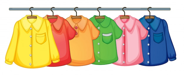 Clothes clipart free