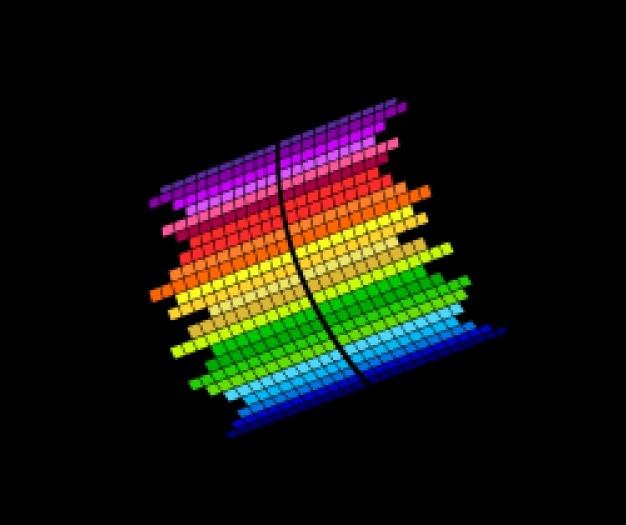 Photos Rainbows Equalizer