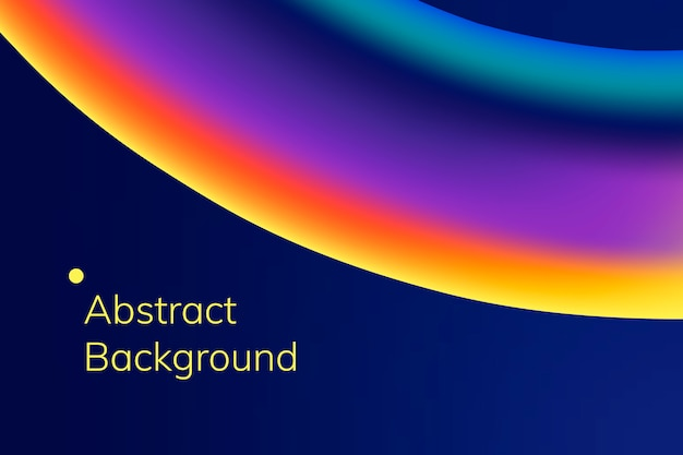 Rainbow patterned background Free Vector