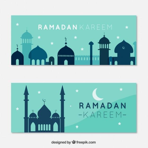 آگهی ها در ماه رمضان با ماه آبی