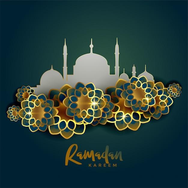 Ramadan kareem islamic greeting background vector free download ramadan kareem islamic greeting background free vector m4hsunfo