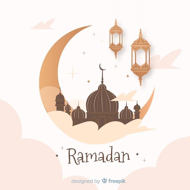 Ramadan Premium Vector