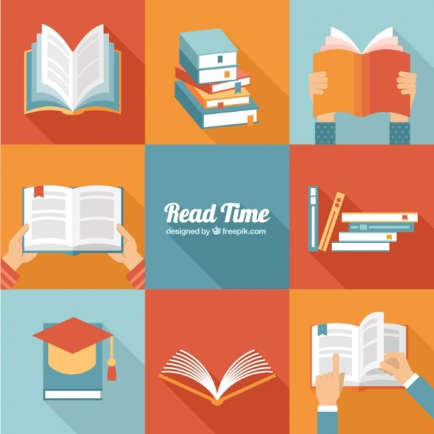 Read time Free Vector
