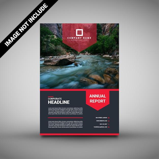 Real Estate Brochure Design Template Vector Premium Download