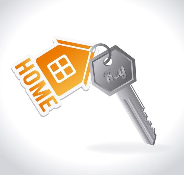 Real estate design Premium Vector